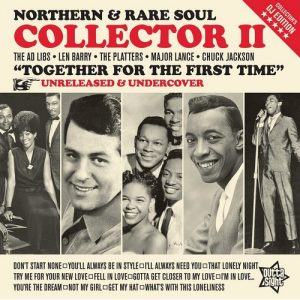 Northern & Rare Soul Collector Volume 2 - Various Artists LP Vinyl (Outta Sight)