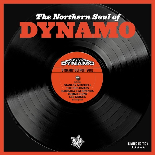 The Northern Soul Of Dynamo - Various Artists LP Vinyl (Outta Sight)