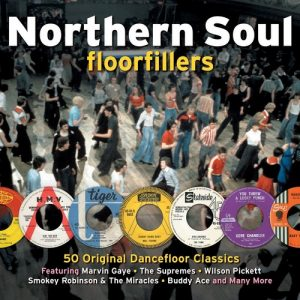 Northern Soul Floorfillers - 50 Original Dancefloor Classics 2X CD -0