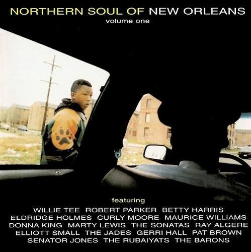 Northern Soul Of New Orleans Volume 1 - Various Artists CD (Grapevine)