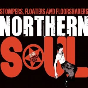 Northern Soul Stompers, Floaters And Floorshakers - Various Artists 2x CD (Union Square)