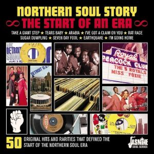 Northern Soul Story -The Start Of An Era - Various Artists 2x CD (Jasmine)