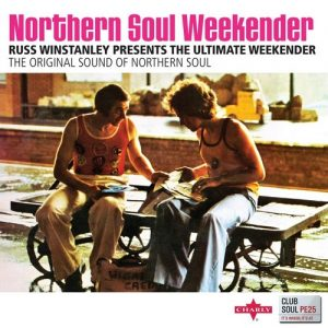 Northern Soul Weekender - Various Artists LP (Charly)