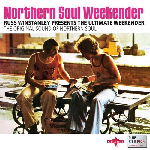 Northern Soul Weekender - Various Artists LP (Charly)
