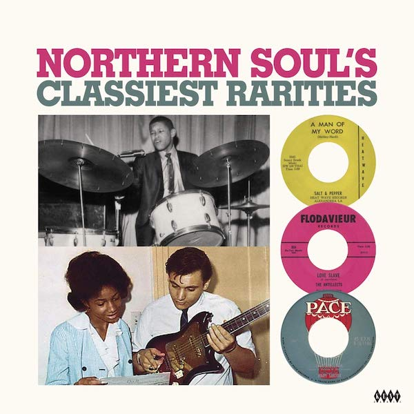 Northern Soul's Classiest Rarities - Various Artists LP Vinyl (Kent)