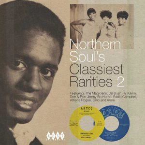 Northern Soul's Classiest Rarities Volume 2 CD