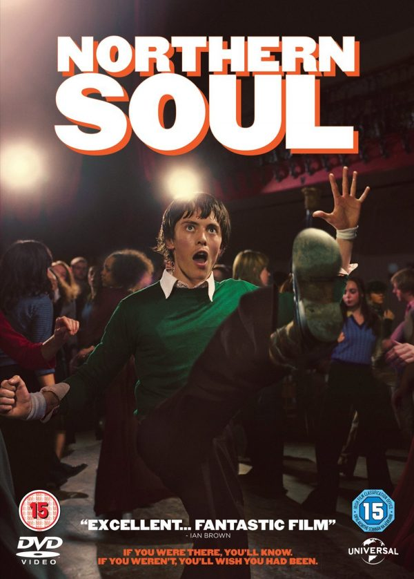 Northern Soul The Film - Starring Steve Coogan, Antonia Thomas DVD