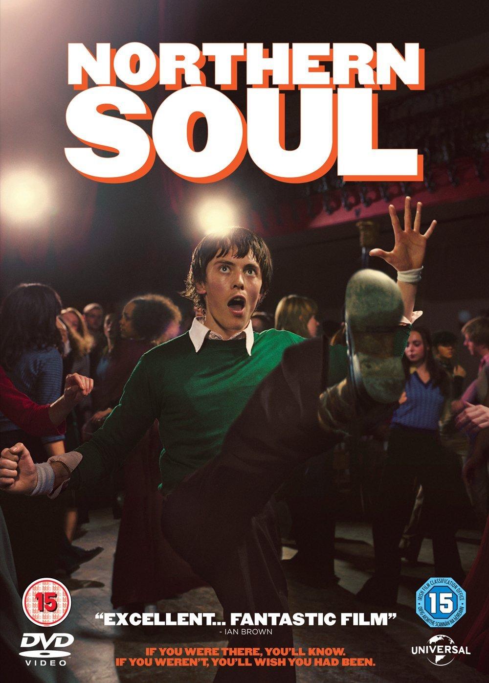 Northern Soul The Film – Starring Steve Coogan, Antonia Thomas DVD
