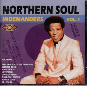 Northern Soul Indemanders Volume 1 CD