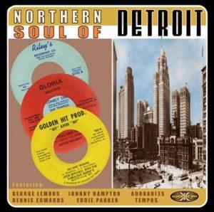 Northern Soul of Detroit CD