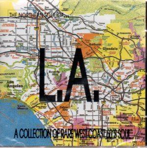 Northern Soul Of L.A Volume 1 CD