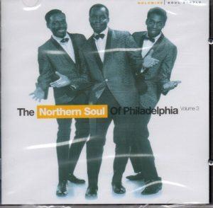 Northern Soul Of Philadelphia Volume 3 CD (Goldmine Soul Supply)