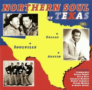 Northern Soul Of Texas CD