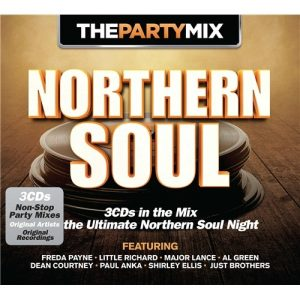 Northern Soul The Party Mix 3CD