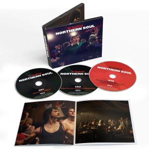 Northern Soul The Film Soundtrack 2CD + DVD SET