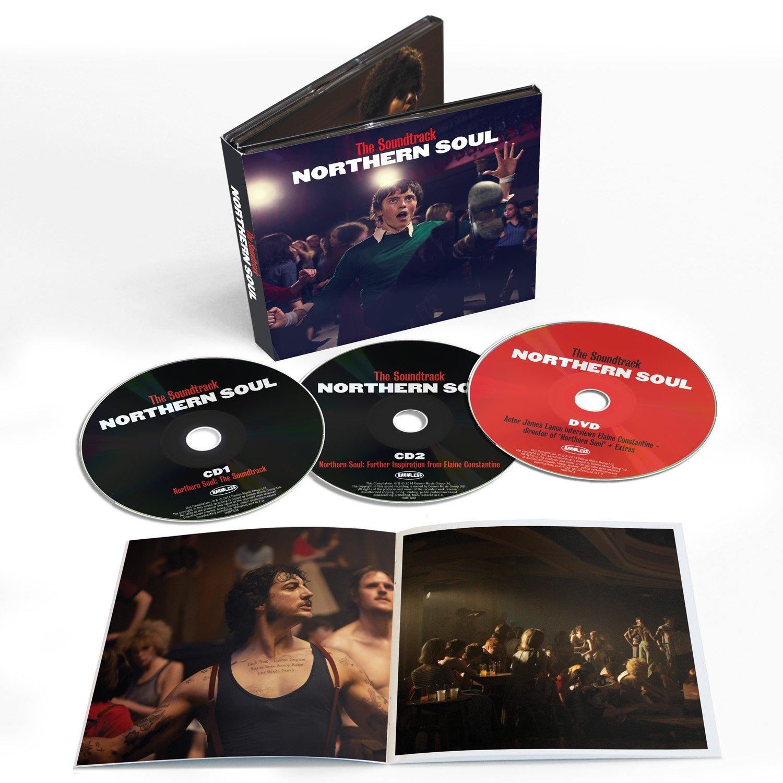 Northern Soul The Film Soundtrack 2CD + DVD SET