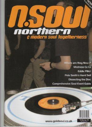 N.Soul Issue 18 Spring 2005 Magazine-0