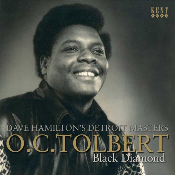 Black Diamond: Dave Hamilton's Detroit Masters CD-0