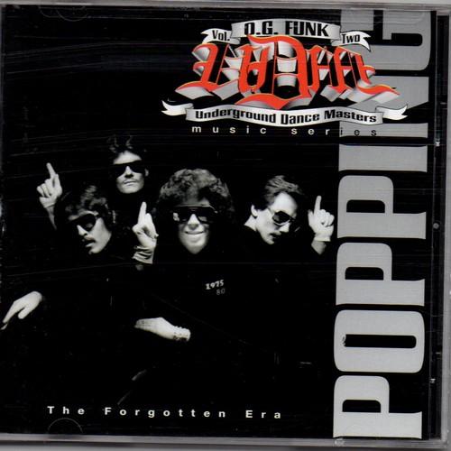 OG Funk Popping Volume 2 CD (U.S Import)-0