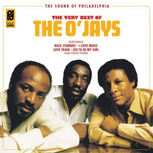 The O'Jays - The Very Best Of CD