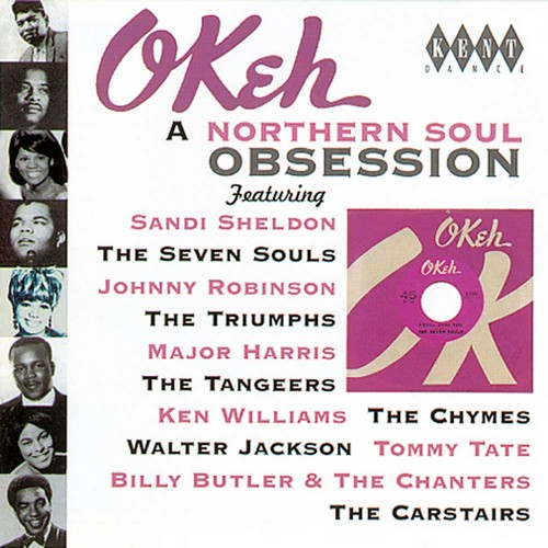 Okeh: A Northern Soul Obsession CD