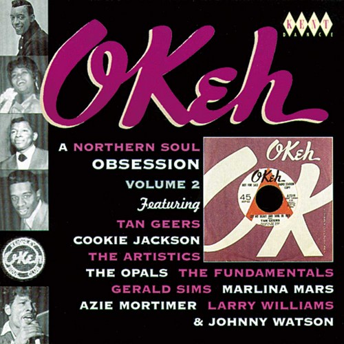 Okeh - A Northern Soul Obsession Volume 2 - Various Artists CD (Kent)