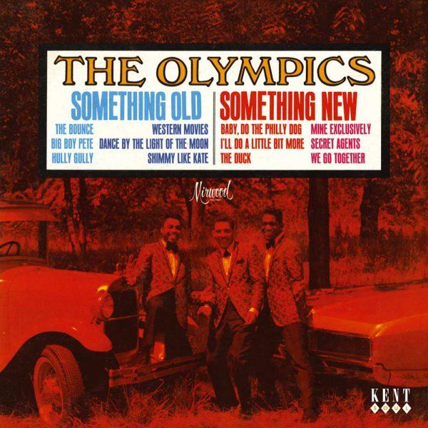 Olympics - Something Old Something New CD (Kent)