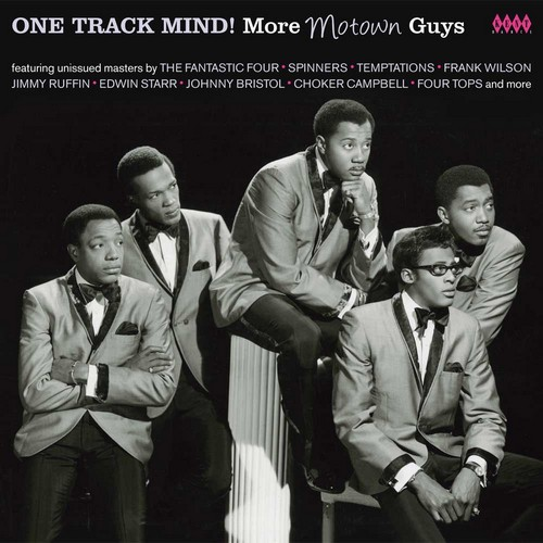 One Track Mind! More Motown Guys CD