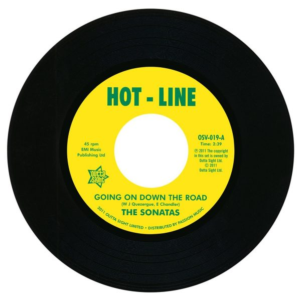 "Going On Down The Road / Take Me Home 7""-0"