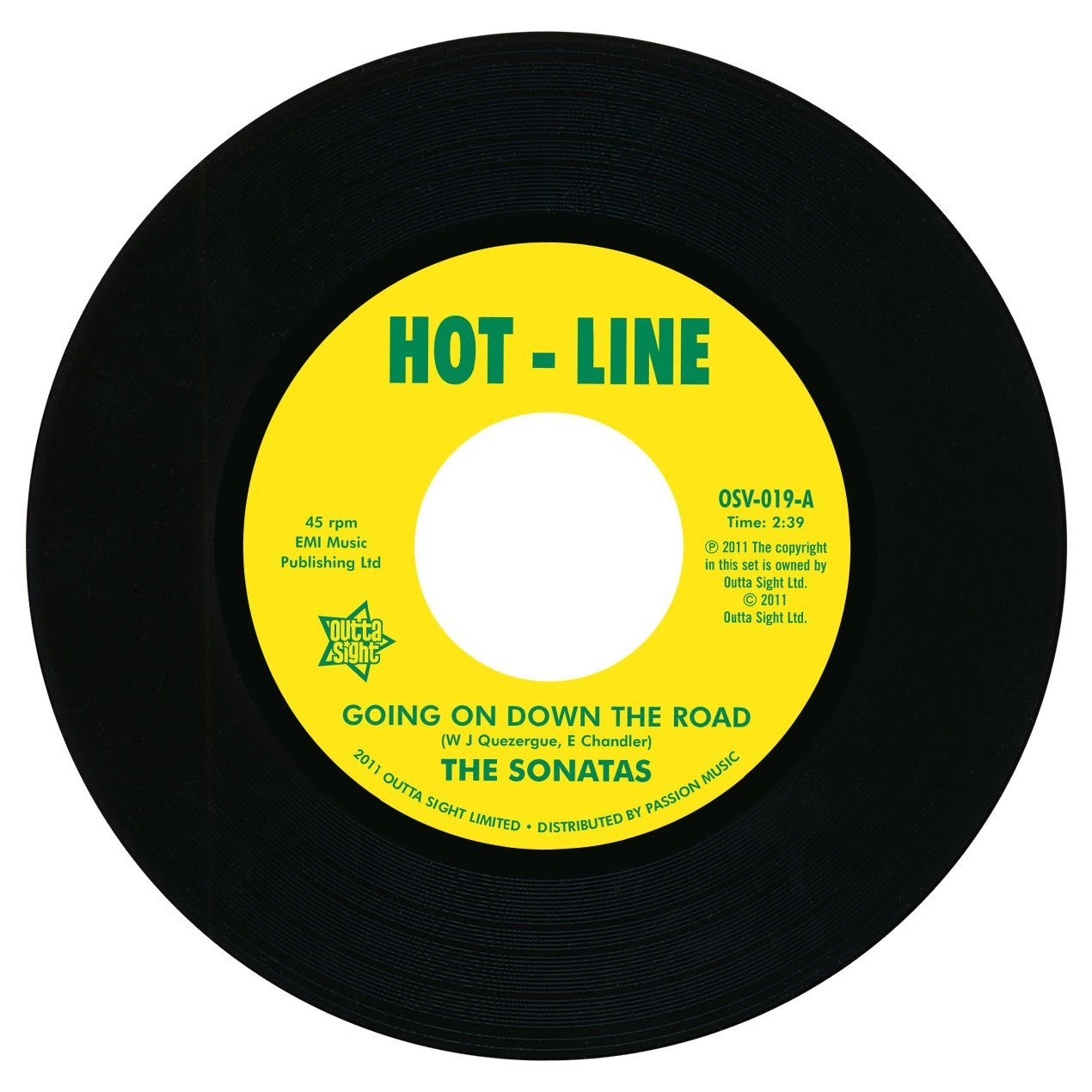 Going On Down The Road / Take Me Home 7″-0