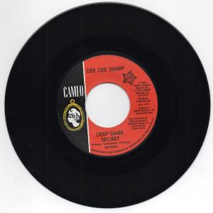 """Dee Dee Sharp - Deep Dark Secret / Good 45 (Outta Sight) 7"""" Vinyl"""