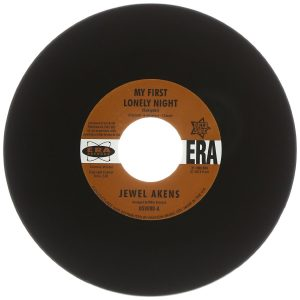 "Jewel Akens - My First Lonely Night / A Slice Of The Pie 45 (Outta Sight) 7"" Vinyl"