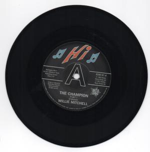 "Willie Mitchell - The Champion / Bill Black's Combo - Little Queenie DEMO 45 (Outta Sight) 7"" Vinyl"
