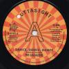Casualeers - Dance Dance Dance / Chuck Wood - Seven Days Too Long DEMO 45
