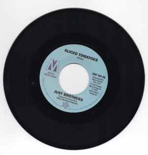 "Just Brothers - Sliced Tomatoes / Eloise Laws - Love Factory 45 (Outta Sight) 7"" Vinyl"