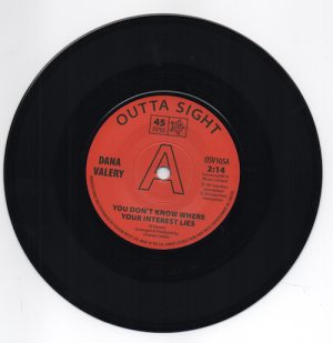 Dana Valery - You Don't Know Where Your Interest Lies DEMO 45