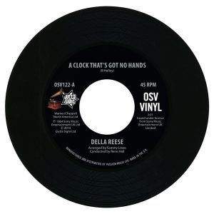 "Della Reese - A Clock That's Got No Hands / Come On - A My House 45 (Outta Sight) 7"" Vinyl"
