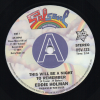 Eddie Holman - This Will Be A Night To Remember / Double Exposure - Ten Percent DEMO 45