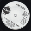 Cindy Scott - I Love You Baby / In Your Spare Time DEMO 45