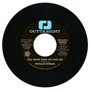 "You Know How To Love Me / Under Your Spell 7""-0"