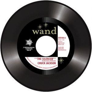 "Chuck Jackson - The Silencer / Little By Little 45 (Outta Sight) 7"" Vinyl"
