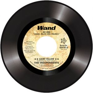 The Independents - Lucky Fellow / I Love You, Yes I Do 45