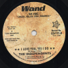 The Independents - Lucky Fellow / I Love You, Yes I Do DEMO 45
