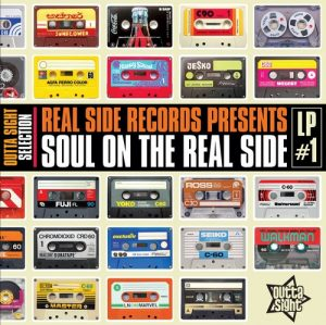Soul On The Real Side Volume 1 LP -0