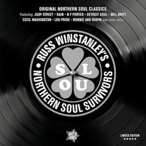 Russ Winstanley's Northern Soul Survivors - Various Artists LP Vinyl (Outta Sight)