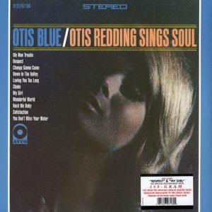 Otis Redding - Otis Blue / Otis Sings Soul 180gm Blue Vinyl LP Album