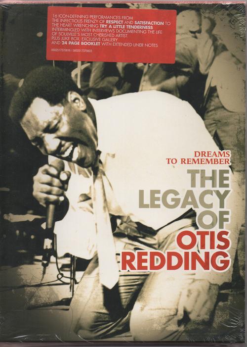 Otis Redding - Dreams To Remember - The Legacy Of Otis Redding DVD
