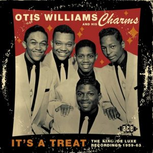 Otis Williams & His Charms - It's A Treat: The King / De Luxe Recs 1959-1963 CD