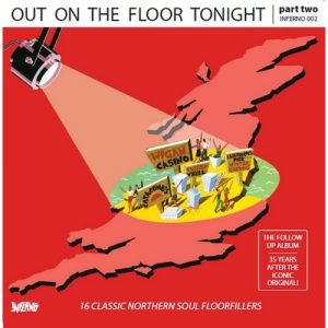 Out On The Floor Tonight - Various Artists LP Vinyl (Inferno)