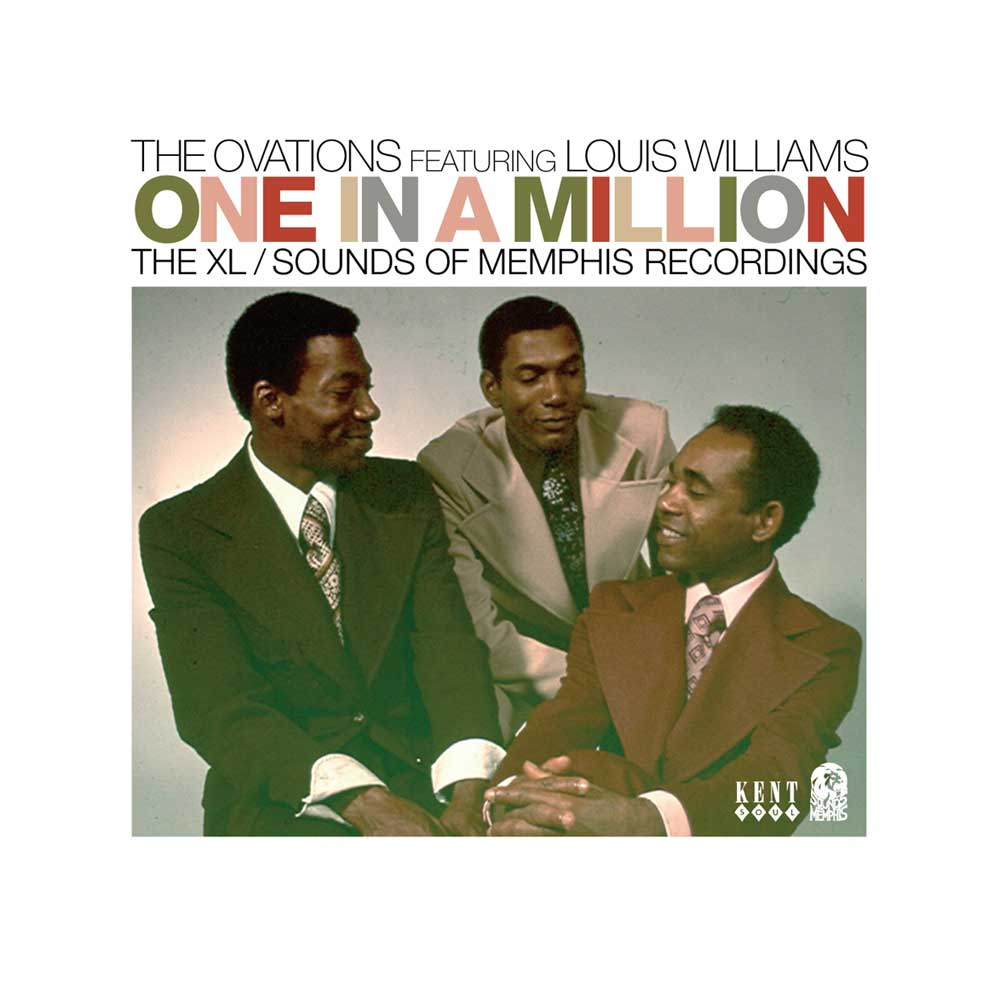 One In A Million – The XL and Sounds Of Memphis Recordings CD-0